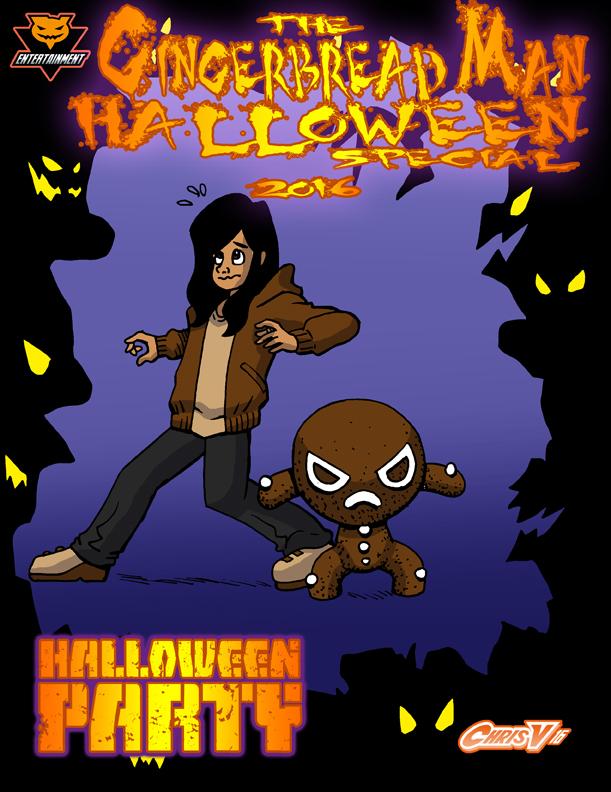 GMC Halloween special 2016