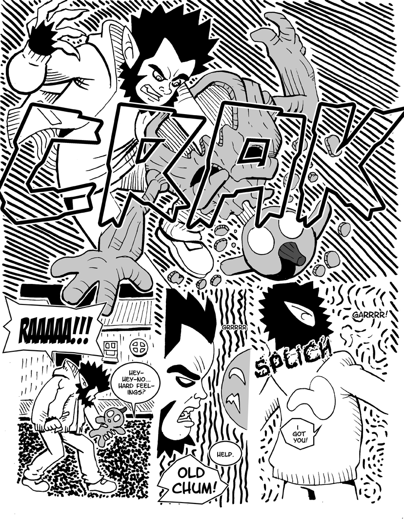 GMC Halloween special 2016 page 21