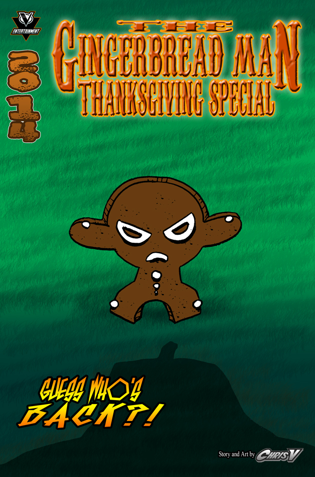 GMC Thanksgiving Day Special 2014 cover
